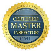 InterNACHI Certified Master Inspector (CMI)®